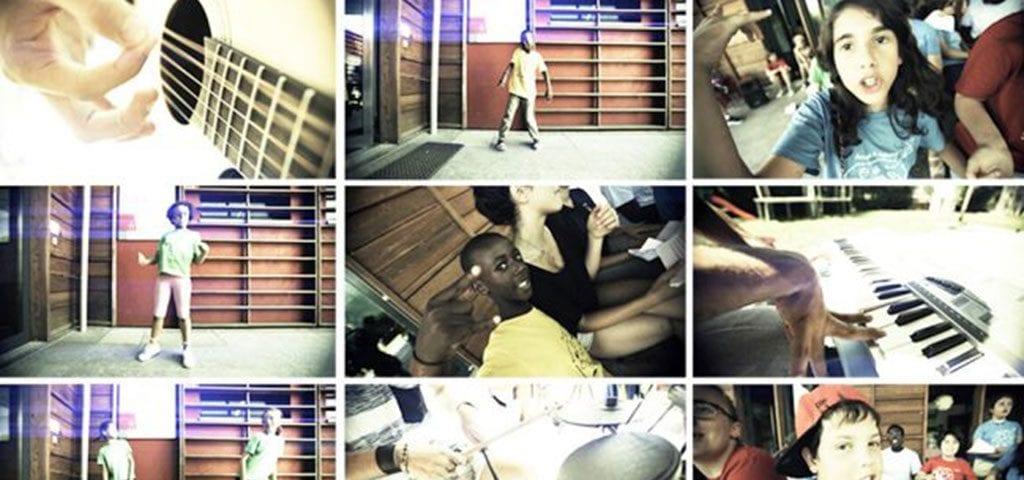 """CasaOz - """"certo che si può"""" videoclip del brano hip-hop composto dai ragazzi di casaoz"""