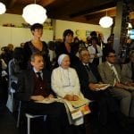 CasaOz - alcune Istituzioni, tra cui l'ex sindaco Fassino, intervengono ad un incontro a CasaOz