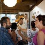 CasaOz - Luciana Littizzetto in visita alla casa