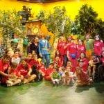 CasaOz - I bambini di CasaOz in visita agli studi Rai per la Melevisione