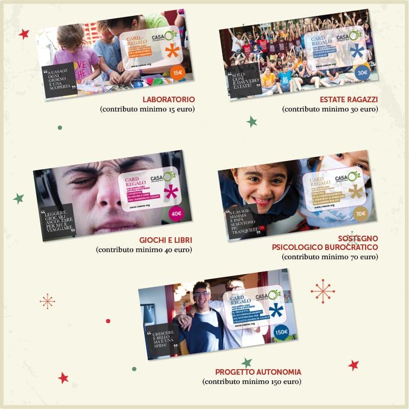 CasaOz - Idee regalo per Natale