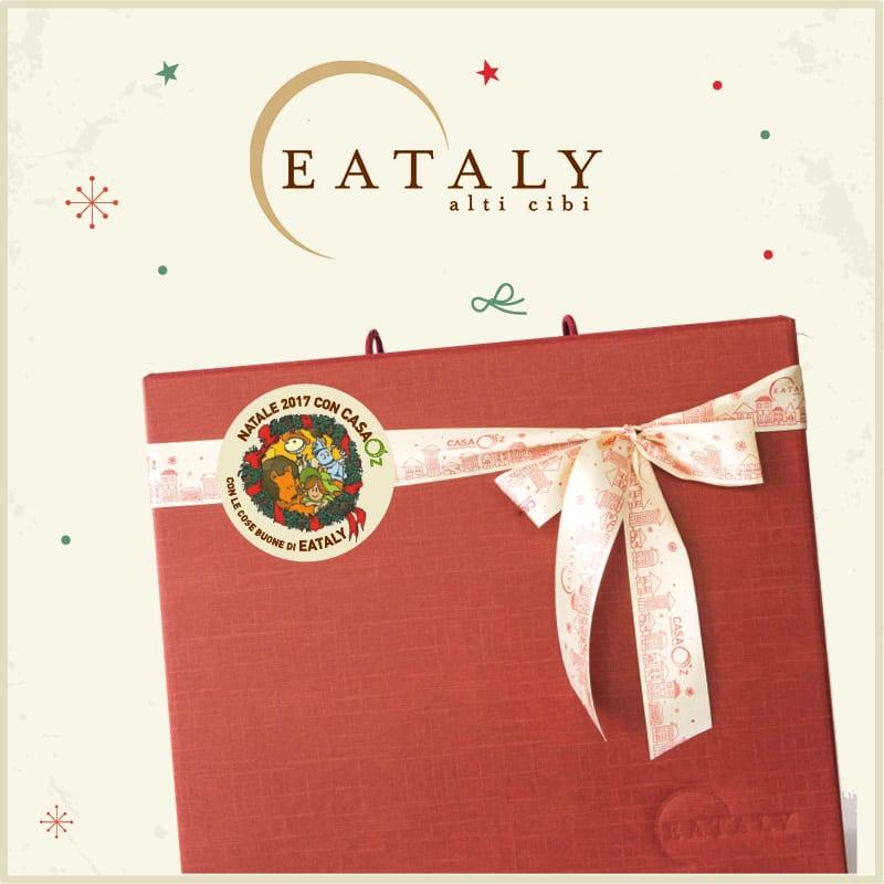CasaOz - Idee regalo per Natale con i prodotti Eataly