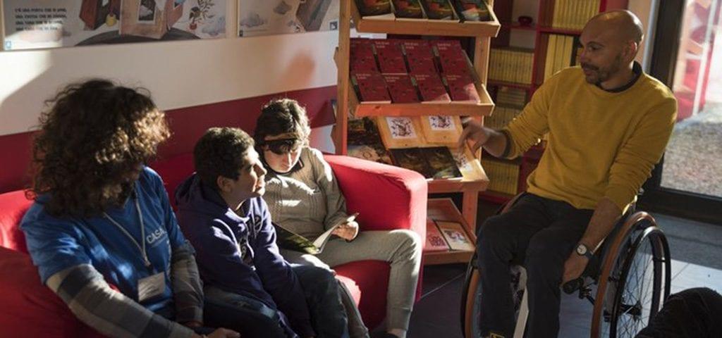 CasaOz - Danilo Ragona di Viaggio Italia si racconta ai bambini di CasaOz