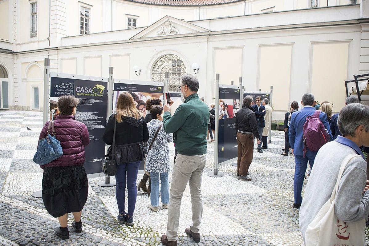 MagazziniOz - Mostra 10 anni di CasaOz